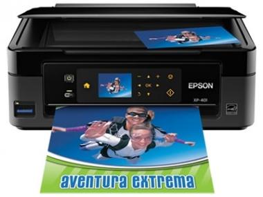 IMPRESORA EPSON MULTIFUNCION EXPRESSION XP 401 C/ WIFI Y LCD