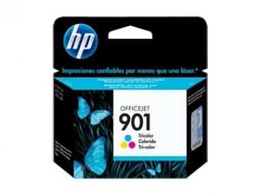 CARTUCHOS HP 901 COLOR X UNIDAD