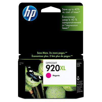 CARTUCHOS HP 920XL MAGENTA X UNIDAD