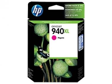CARTUCHOS HP 940 XL MAGENTA X UNIDAD