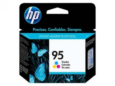 CARTUCHOS HP 95 COLOR X UNIDAD