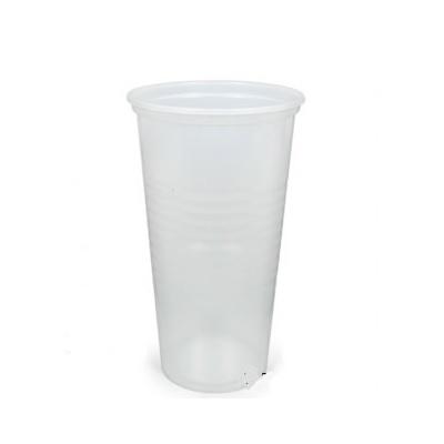 VASOS PLASTICOS NATURAL