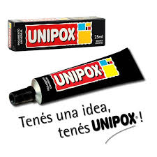 ADHESIVO UNI-POX X 25ML X UNIDAD
